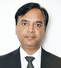 Mr. Alok Pathak, <small>CHIEF RISK OFFICER</small>,